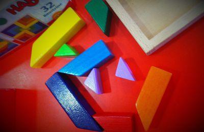 jeu de la ludothèque : Géomix de chez #haba