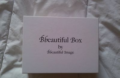 La Bbeautiful Box de septembre