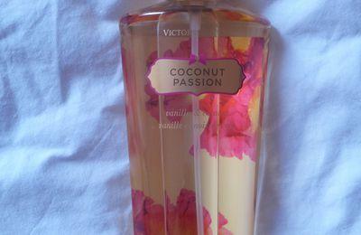 Brume Coconut Passion de Victoria's Secret