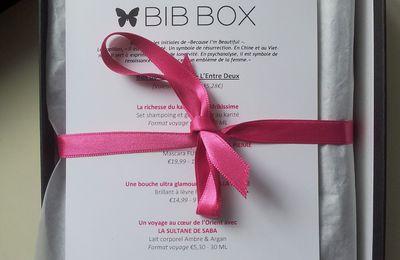La BIB Box fait son entrée