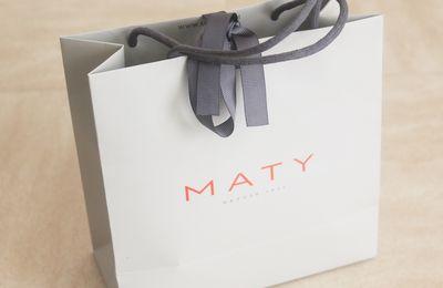 Noël avec les parfums Maty