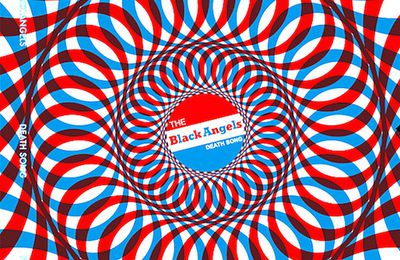 THE BLACK ANGELS - Death Song (2017)