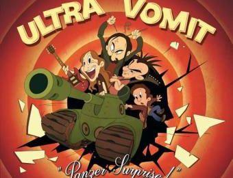 ULTRA VOMIT - Panzer Surprise ! (2017)