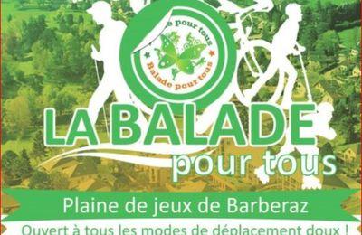 Balade pour Tous - Barberaz 10 sept 2017