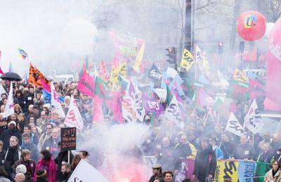 1er mai Solidaires et internationalistes