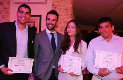 CEED Tunisie : Remise de diplômes à la première génération de jeunes entrepreneurs du programme CEED Go To Market