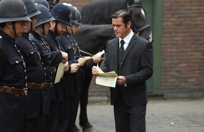 Pictures Murdoch Mysteries : ep 15 s7 The Spy Who Came Up To The Cold