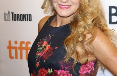 Hélène Joy au Toronto International Film Festival