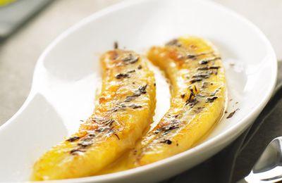 Bananes flambées 2 Sp
