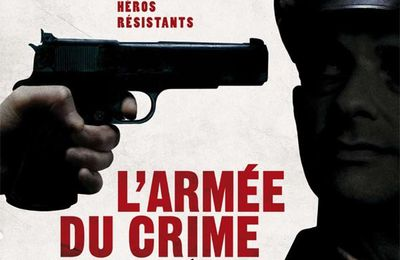 Invitation à la projection du film l'armée du crime