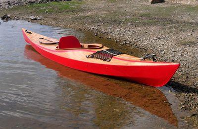 Un nouveau kayak LEO né sur l'Erdre (44)