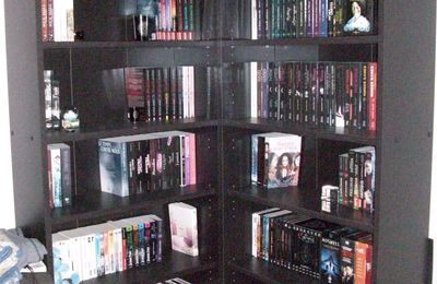 Ma bibliothèque en image !