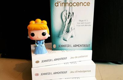 Wait for you, tome 2 : jeu d'innocence  - Jennifer L. Armentrout