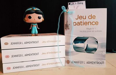 Wait for you, tome 1 : jeu de patience - Jennifer L. Armentrout