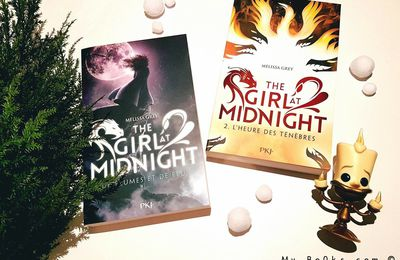 The girl at midnight, tome 2 : l'heure des ténèbres - Melissa Grey