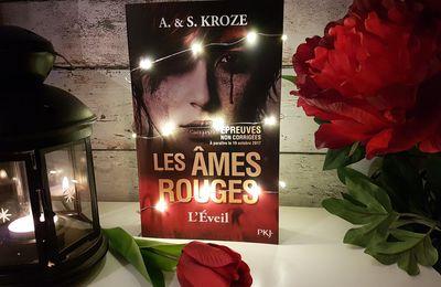 Les âmes rouges : l'éveil, tome 1 - A. & S. Kroze