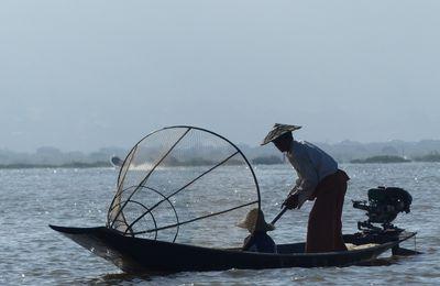Inle Lake : La vie sur l'eau
