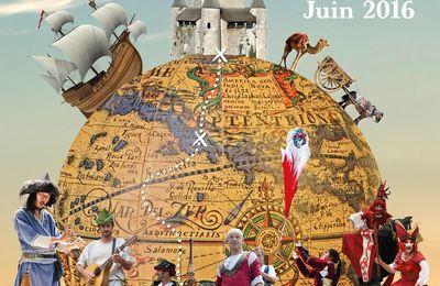 Fête médiévale de Provins 2016