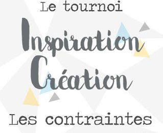 Inspiration création : tournoi de l'été 2016 épreuve n°5