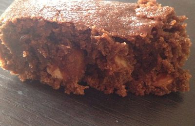 Brownie au chocolat ultra simple !