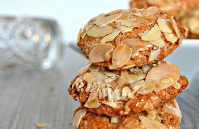 Biscuits Algérien Cacahuètes & Miel