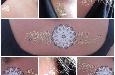 Les tatouages éphèmères dans toute leur splendeur avec Sioou {#TatouagesEphemeres}{#Bijouxdepeau}{#Sioou}{#Mode}{#Leblogdemamanlulu}