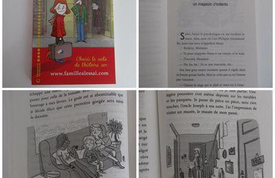 Famille à l'essai . com des éditions Magnard Jeunesse {#Concours}{#Leblogdemamanlulu}{#EditionsMagnard}