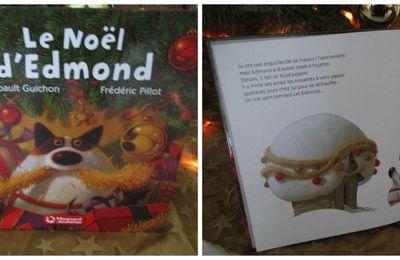 Le Noël d'Edmond des éditions Magnard Jeunesse {#Chutlesenfantslisent}{#EditionsMaganrdJeunesse}