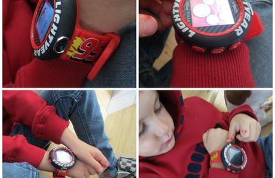 La montre Kidizoom Cam'Watch Cars  de Vtech testé par Doudou {#Vtech}{#Kidizoom}{#Leblogdemamanlulu}