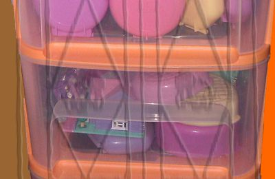 Vente Polly Pocket