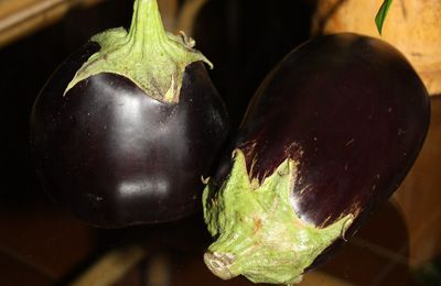 Les petits pots de Soan: purée de lentilles corail et aubergine