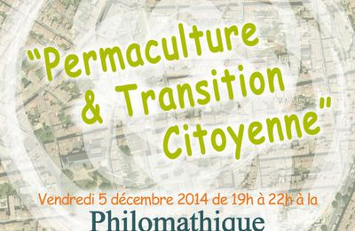 PERMACULTURE & TRANSITION CITOYENNE