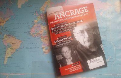 Les maîtres du monde, un reportage de la revue Ancrage