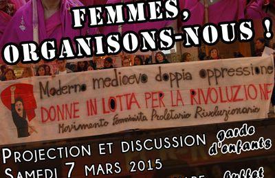 8 mars : solidaire et révolutionnaire !