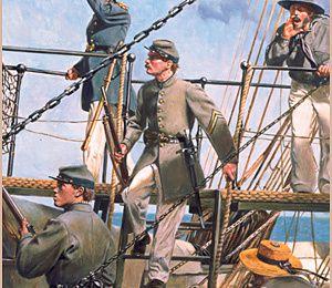 Les marines de la confédération