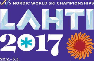 Programme - Championnats du Monde Lahti 2017