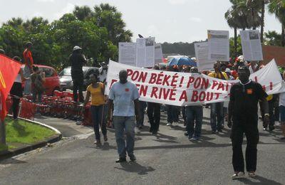 En Guadeloupe, la justice coloniale veut détruire la CGTG.