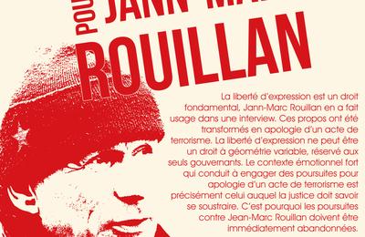 Jean-Marc Rouillan condamné : Solidarité !