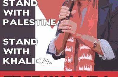 Khalida Jarrar de nouveau arrêtée par les forces d'occupation israéliennes