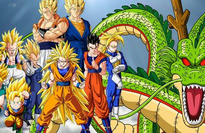 dragon ball (z,gt et kai)