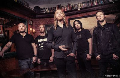 DARK TRANQUILLITY announces European tour dates for 2013