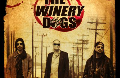 "CD review THE WINERY DOGS ""The winery dogs"""