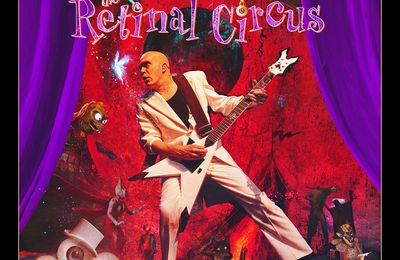 "CD review DEVIN TOWNSEND ""The retinal circus"""