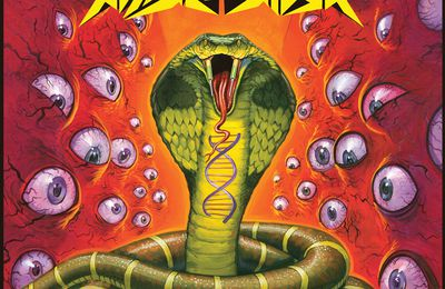"CD review TOXIC HOLOCAUST ""Chemistry of consciousness"""
