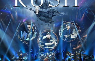 "CD review RUSH ""Clockwork angels tour"""