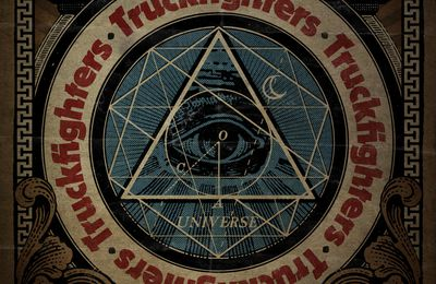 "CD review TRUCKFIGHTERS ""Universe"""