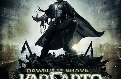 """CD review VAN CANTO """"Dawn of the brave"""""""