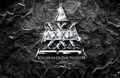 "CD review AXXIS ""Kingdom of the night II"""
