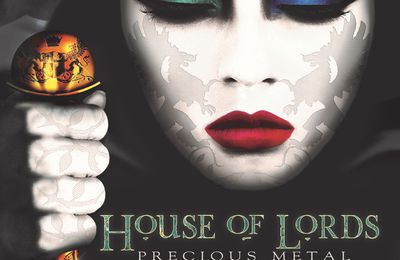 "CD review HOUSE OF LORDS ""Precious metal"""