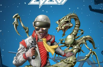 "CD review EDGUY ""Space police - defending the crown"""